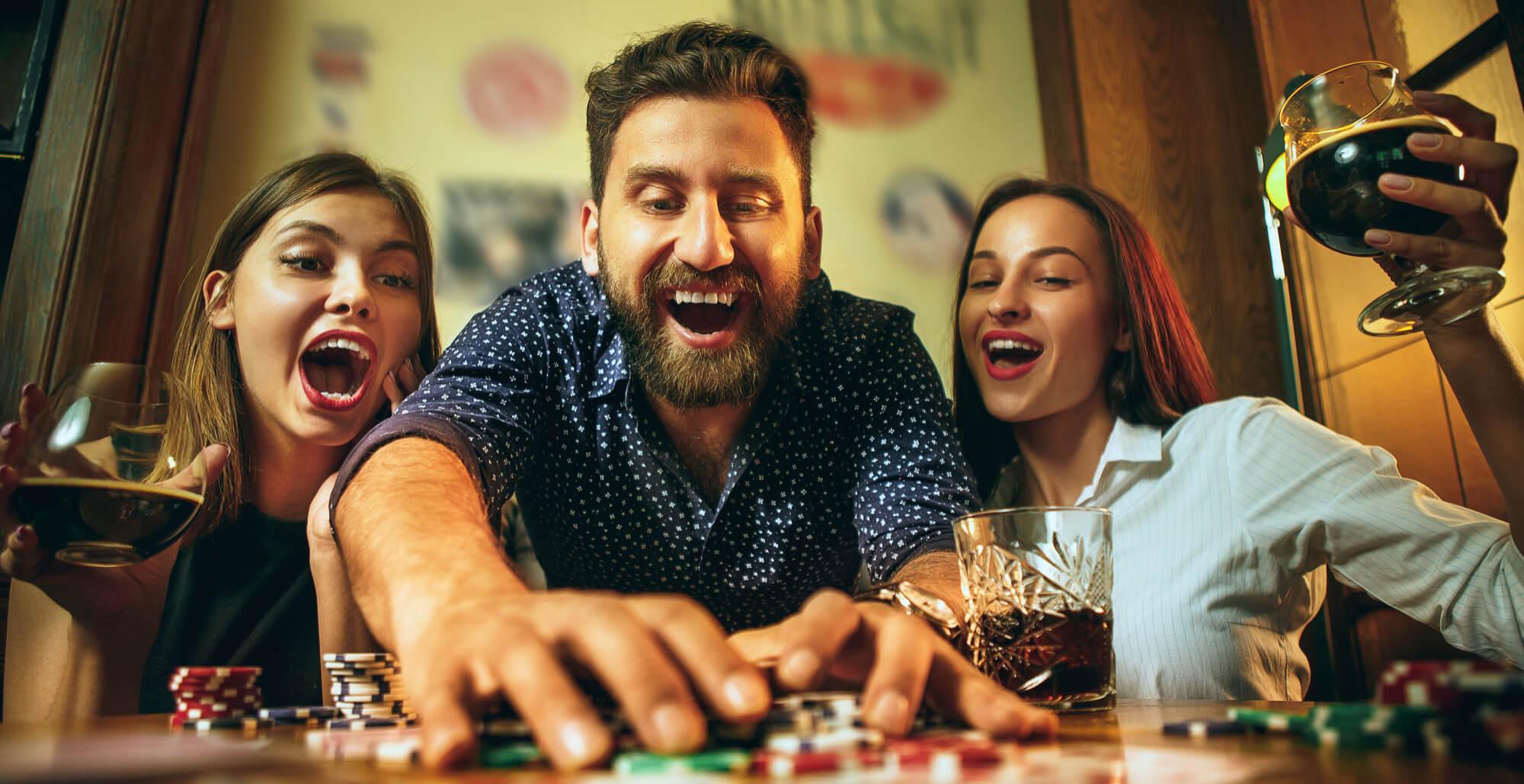 Parhaiden kasinoiden tunnusmerkit netissä